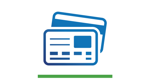 BUSINESS DEBIT CARD:  Transfer money.   Manage online.  Set alerts and notifications.  Freeze or unfreeze.  Security chip protection.
