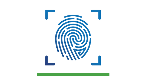 FINGERPRINT LOG IN: Quick, secure access to your online account(s).  Not available on all phones.