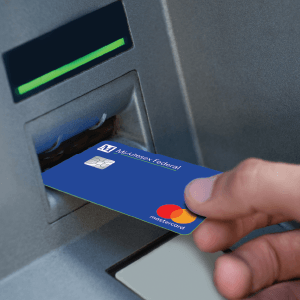 Debit Card & ATM Access